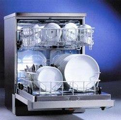 Установка встроенной посудомоечной машины. Тюменские сантехники.
