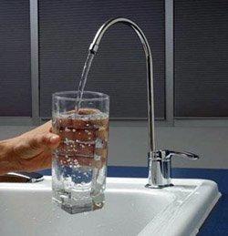 Установка фильтра очистки воды город Тюмень