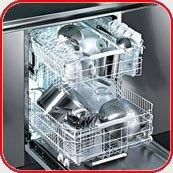 Установка посудомоечной машины в Тюмени, подключение встроенной посудомоечной машины в г.Тюмень